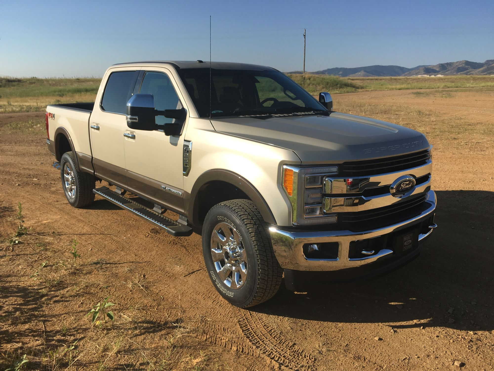 2018 Ford F350 King Ranch >> Two Tone - Page 3 - Ford Truck Enthusiasts Forums