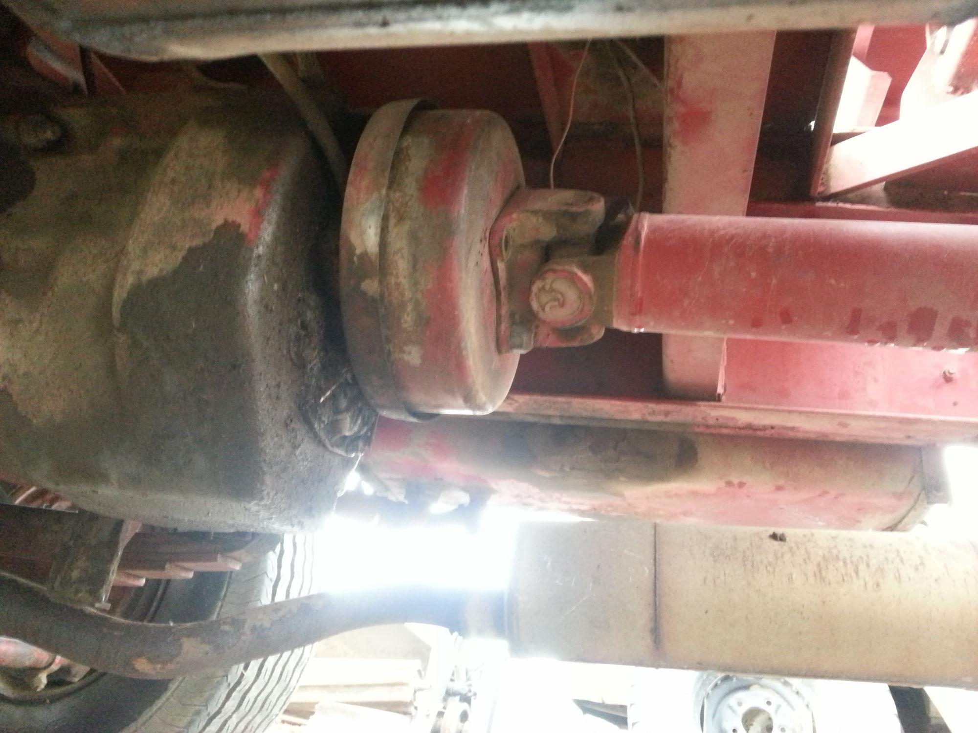 Oem Ford-ish Driveline Brake For Highboys