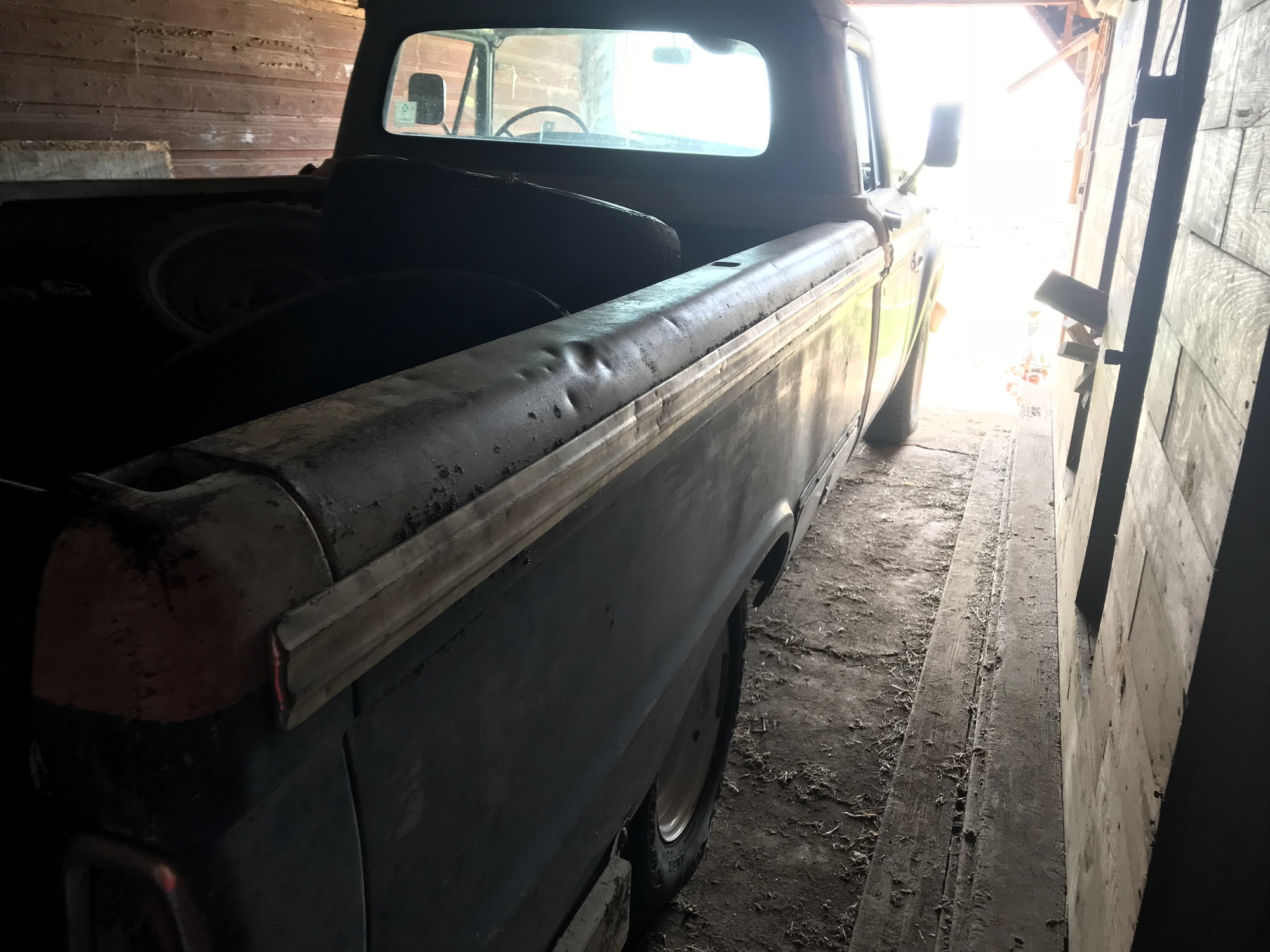 (UPDATE) Barn find - Ford Truck Enthusiasts Forums
