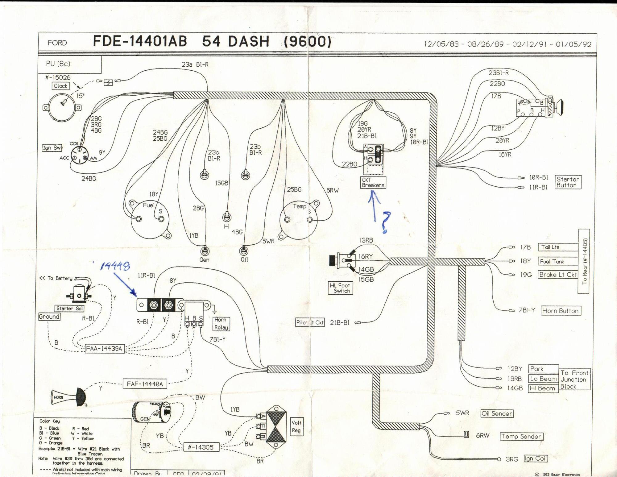U0026 39 54 Electric - 2 Questions
