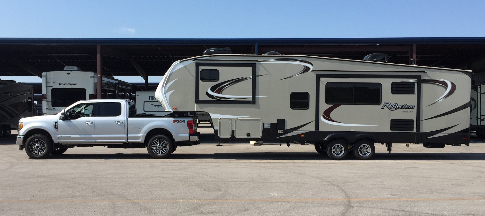5th Wheel And 2018 Height Page 3 Ford Truck