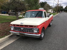 My '65 Ford F100