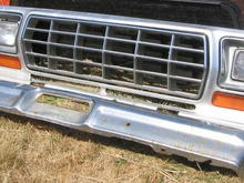 79 Ford Grill and Bumper B small