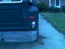 new tail lights right