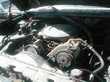460 4V engine