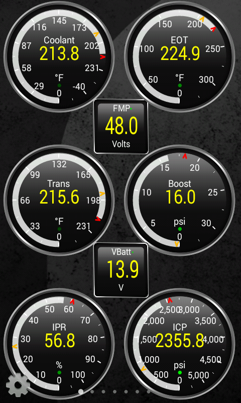 6 0 Torque App Readings - Ford Truck Enthusiasts Forums
