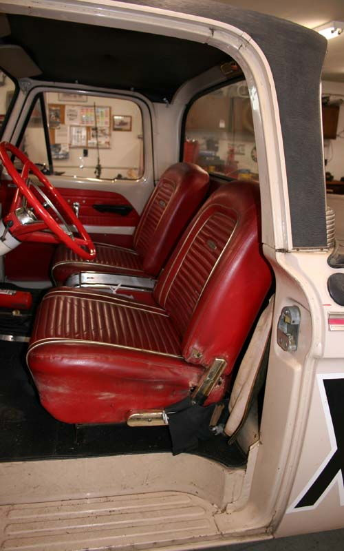 Ford Truck Enthusiasts >> '66 Ranger Console... - Ford Truck Enthusiasts Forums