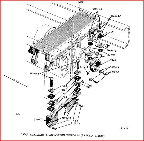 1949 f4 v8 to mercedes diesel build thread - page 3