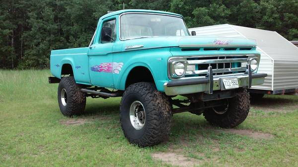 1961 f100 4x4 new project - Ford Truck Enthusiasts Forums