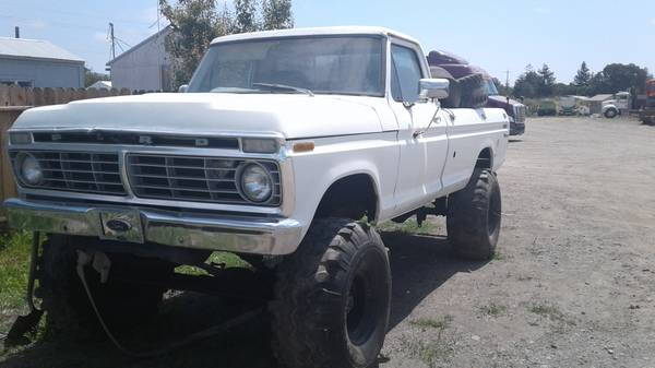 Craigslist find of the week! - Page 157 - Ford Truck ...