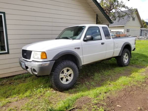 2002 Ford Ranger 4x4