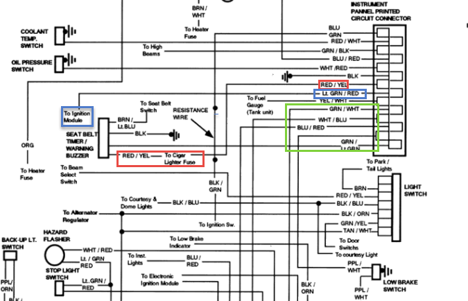 f100 wiring harness   19 wiring diagram images