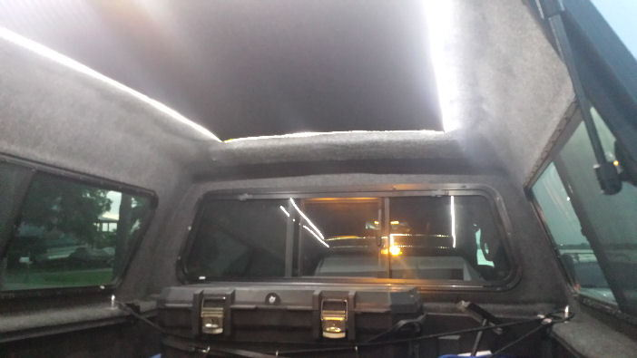Topper Interior Led Lighting Ideas Ford Truck Enthusiasts Forums