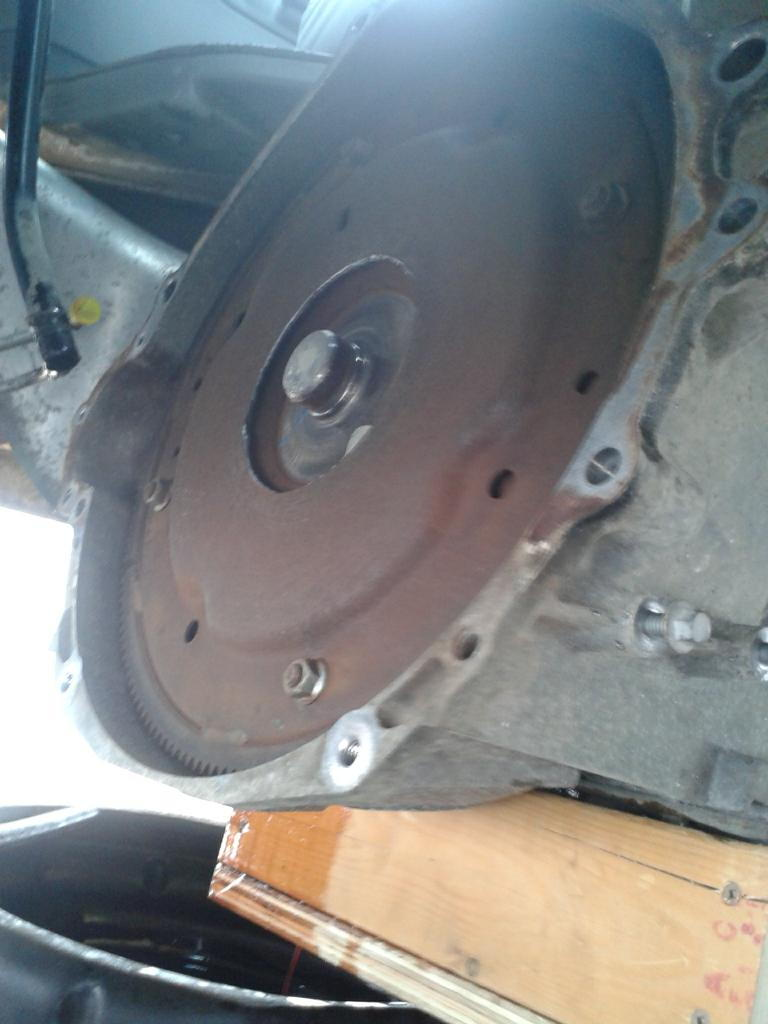 1987 Ford F150 >> Broken Flexplate - Ford Truck Enthusiasts Forums
