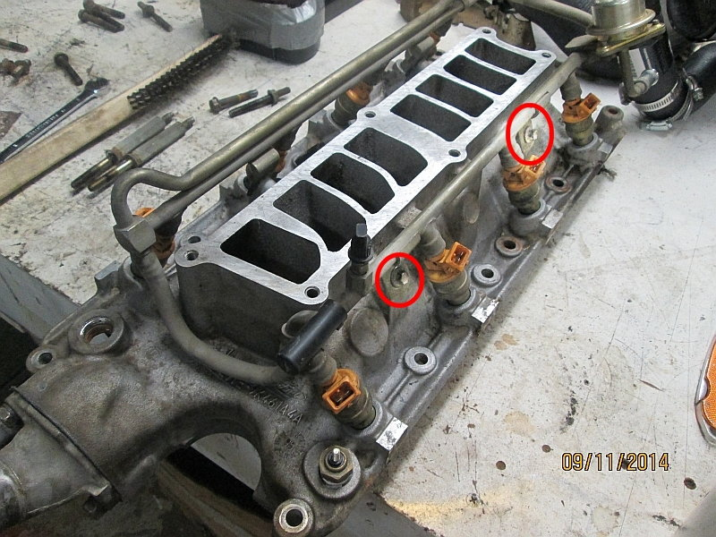 Removing fuel rail   - Ford Truck Enthusiasts Forums