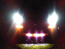 added some LEDS