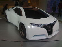 Honda FC SPORT CONCEPT CAR. Seeexxxyyy!!!