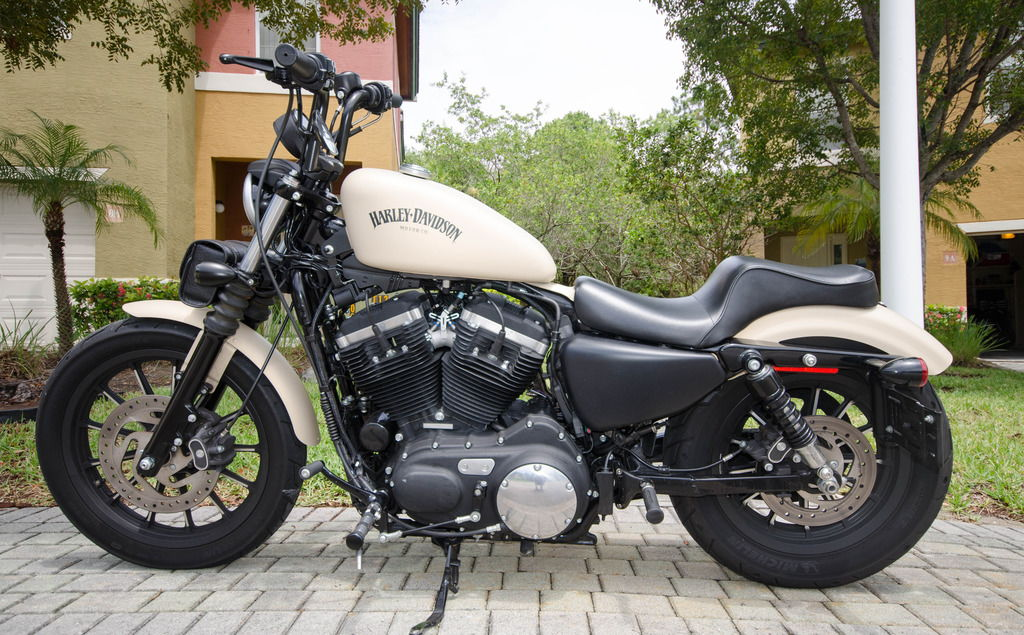 2014 Iron 883 Harley Davidson Forums