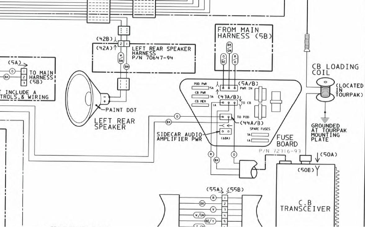 95 Flhtc Electra Glide Fuse Box Diagram  - Page 4
