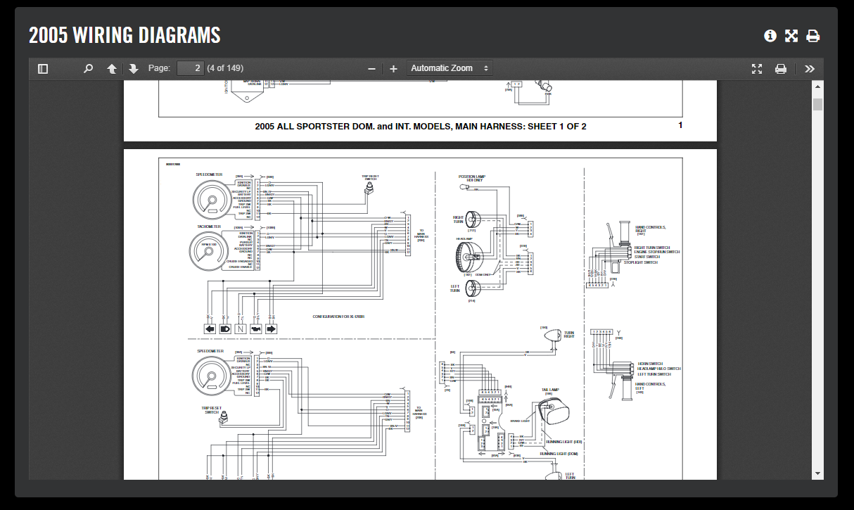 Wiring Diagram For Switch Delete Harley Davidson Forums 1200 Custom C