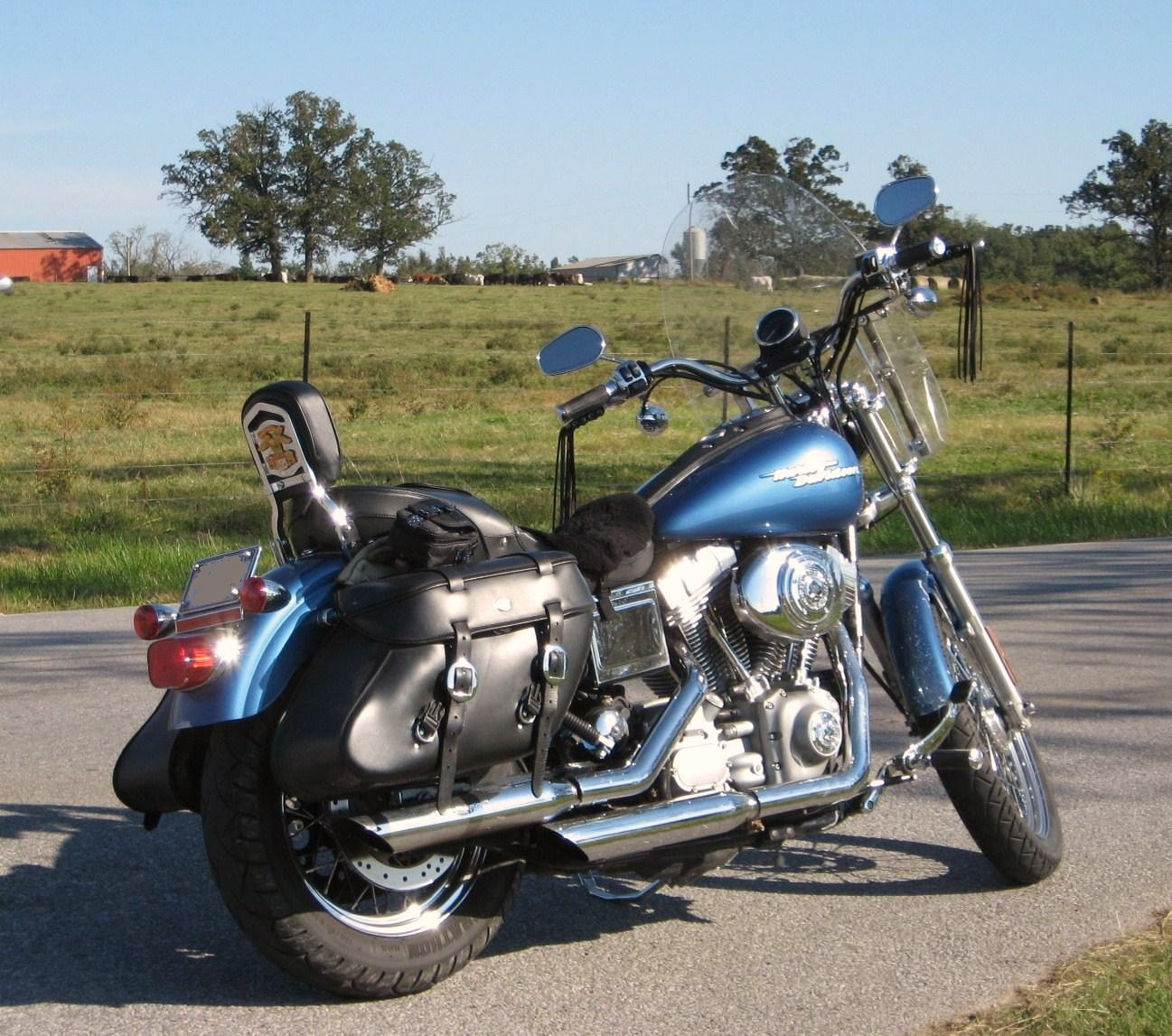 Leather Saddlebag question - Page 2 - Harley Davidson Forums