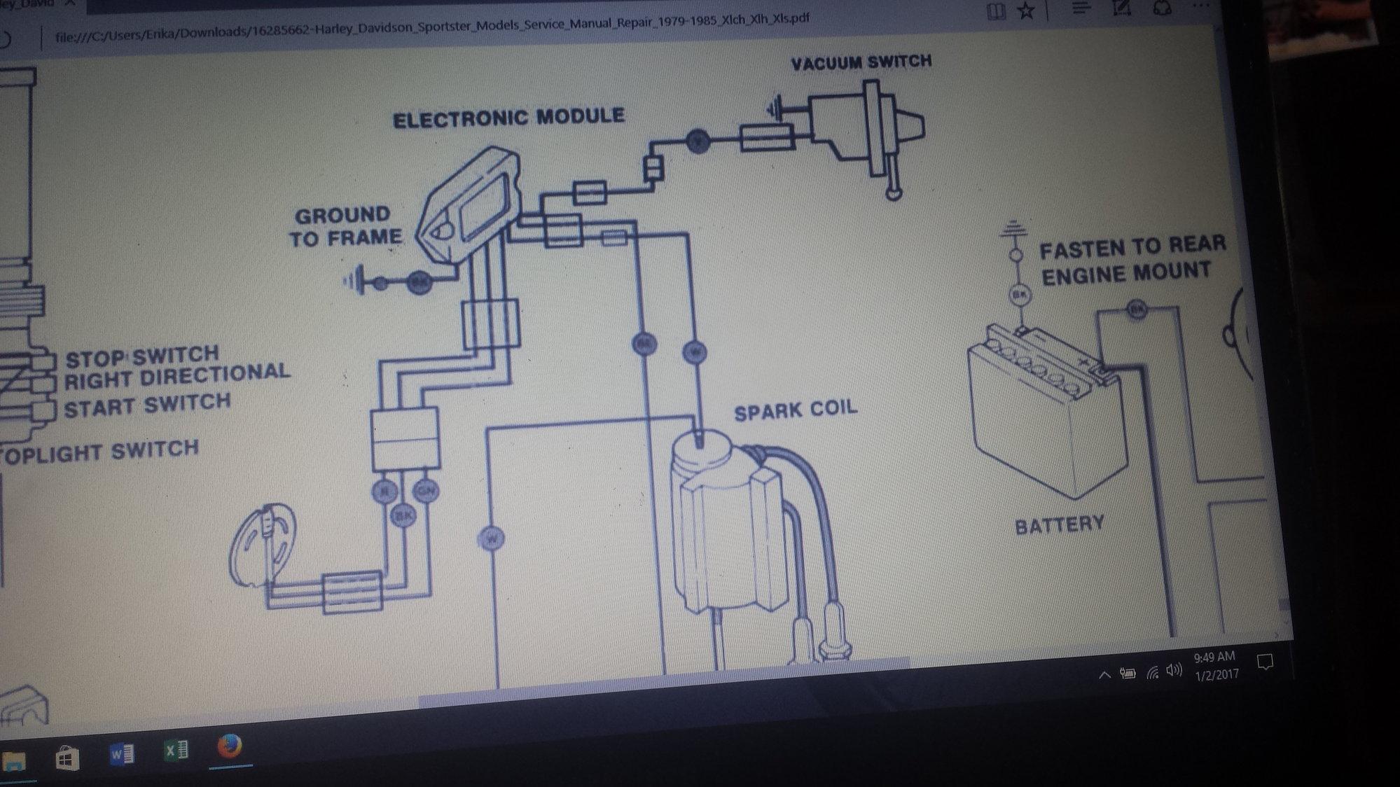 Harley Diagram Voeswiring | Wiring Diagram