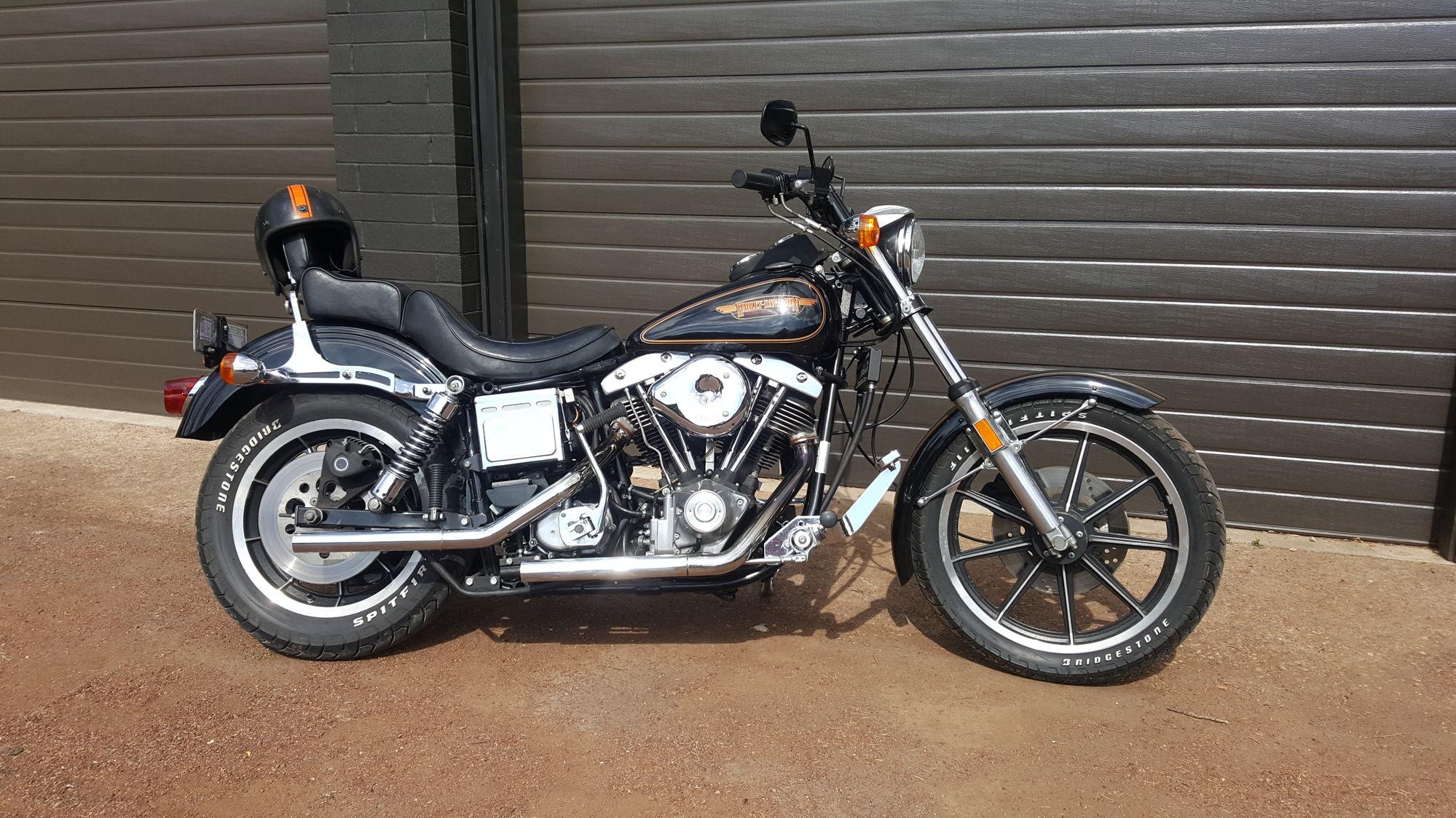 Ignition for 1984 FXSB - Harley Davidson Forums