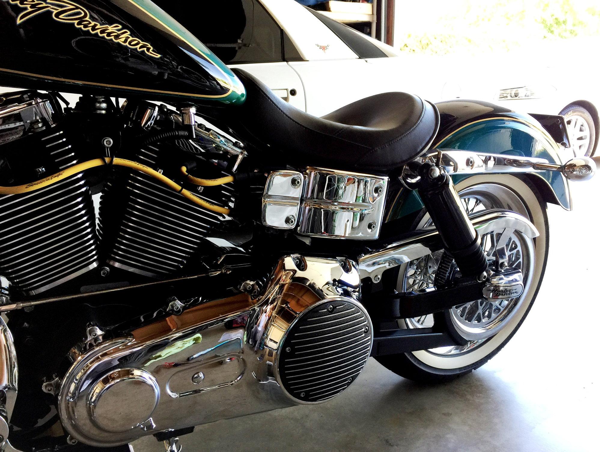 Screamin Eagle 10 mm Spark Plug Wires - Harley Davidson Forums