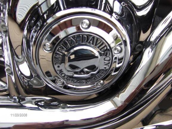 Harley Road King 006