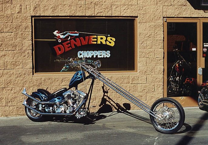 1948 Panhead From Sugar Bear Choppers Page 3 Harley