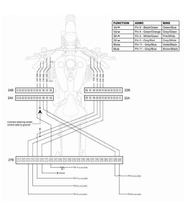 Car Stereo Radio Wiring Diagram 2006 Nissan Altima further Wiring Diagram For 2007 Camry Jbl further Fm 2027 Wiring Schematic additionally Metra Wiring Diagram in addition Mazda Miata Tps Wiring Diagram. on aswc 1 wiring diagram