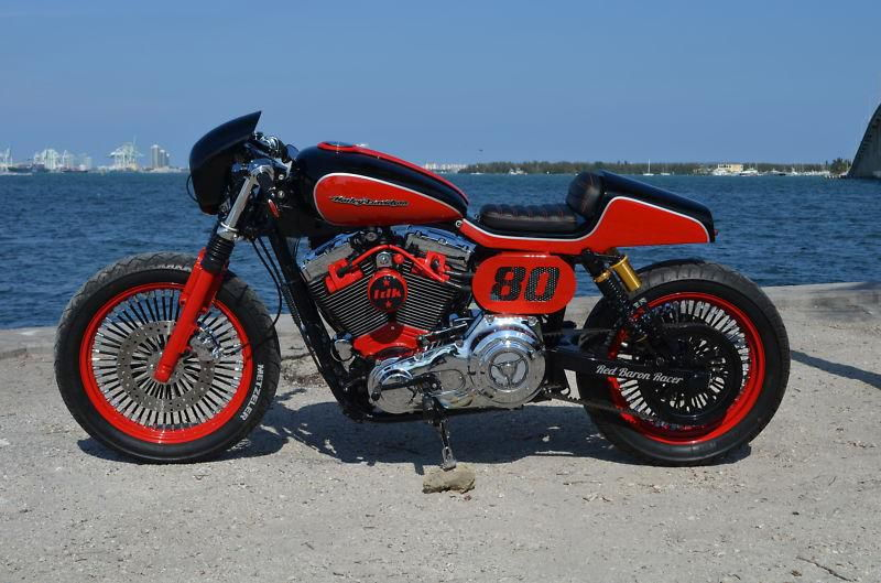 After Doing My Club Bike In Austin Now That Im SWFL Thinking Of A Dyna Cafe Racer Something Like This