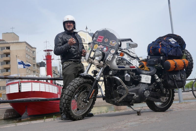 Dyna Adventure Bike Harley Davidson Forums