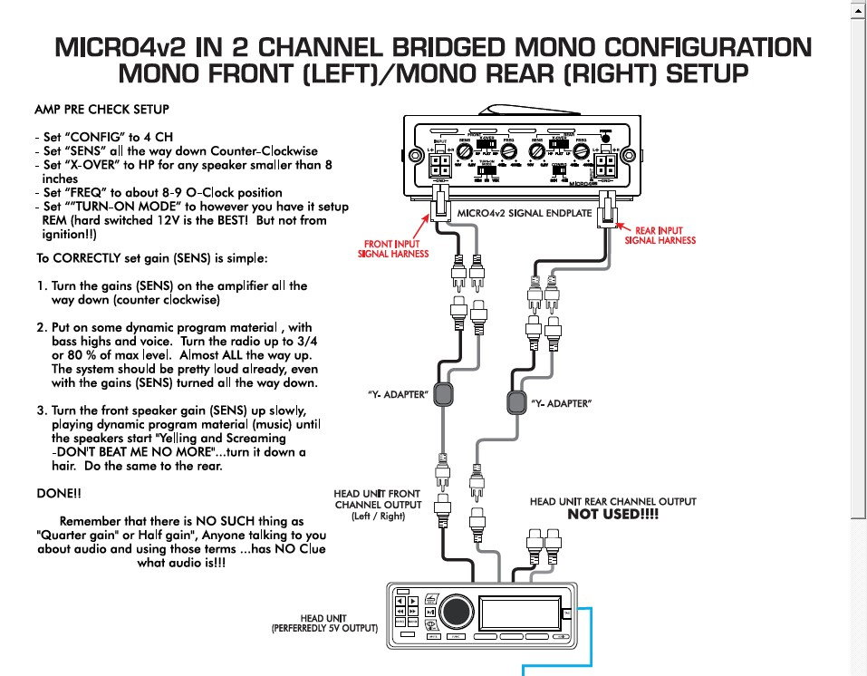 Bridged 4 Channel Amp Wiring Diagram from cimg0.ibsrv.net