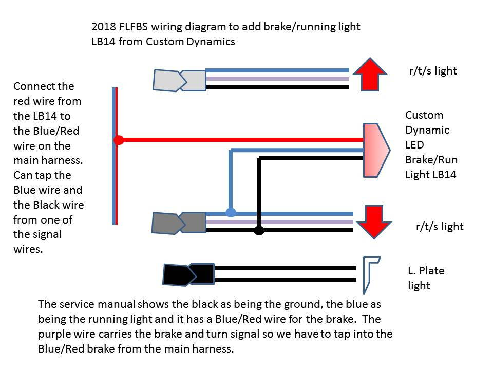 80 lb14_connection_for_flfbs_2018_bd2c8ce150dd29fc37c2bb9a6b26afb9a5ba426f gee's 2018 flfbs fat boy 114 thread page 4 harley davidson forums Basic Turn Signal Wiring Diagram at metegol.co