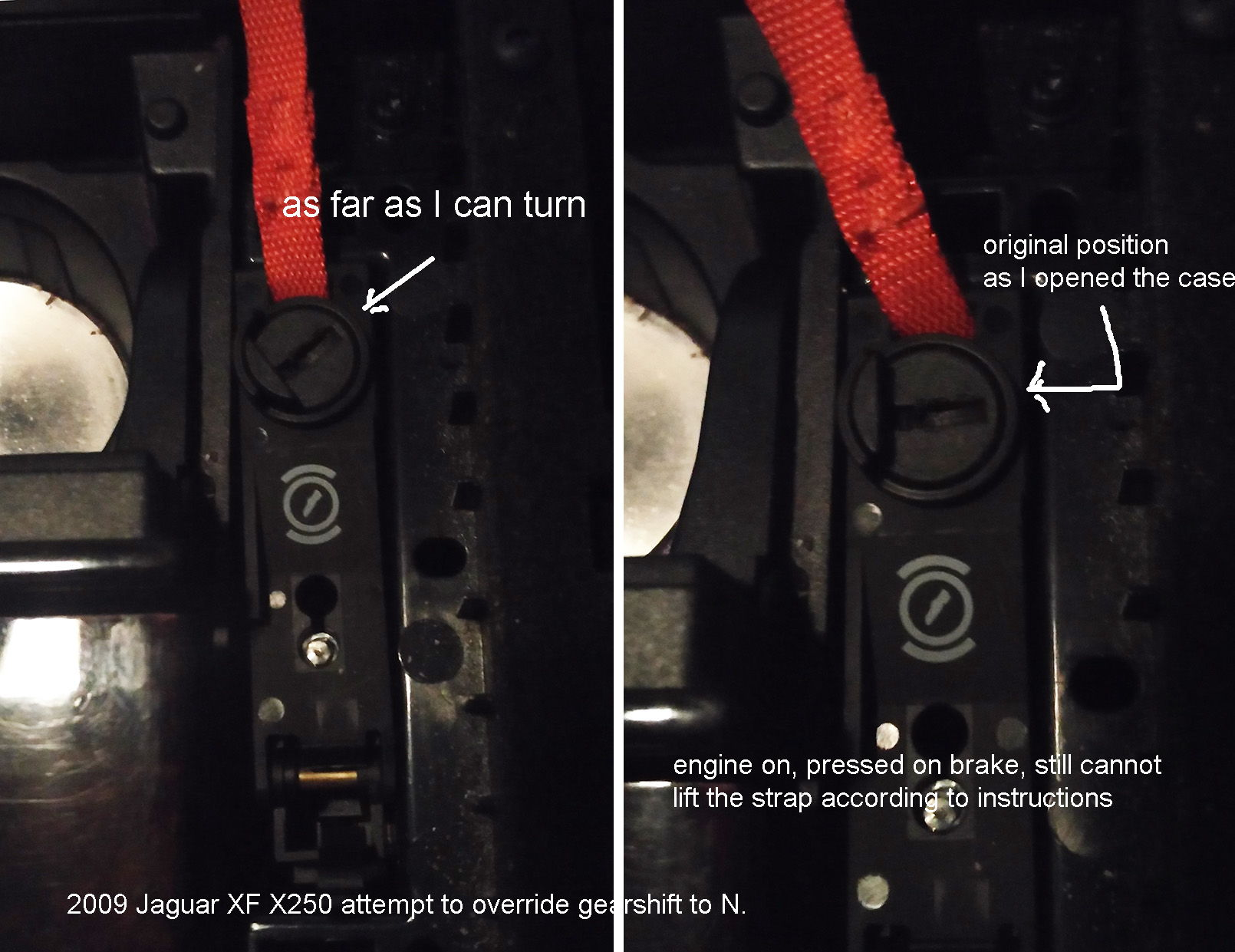 2009 Xf Stuck In P Nightmare Jaguar Forums Jaguar