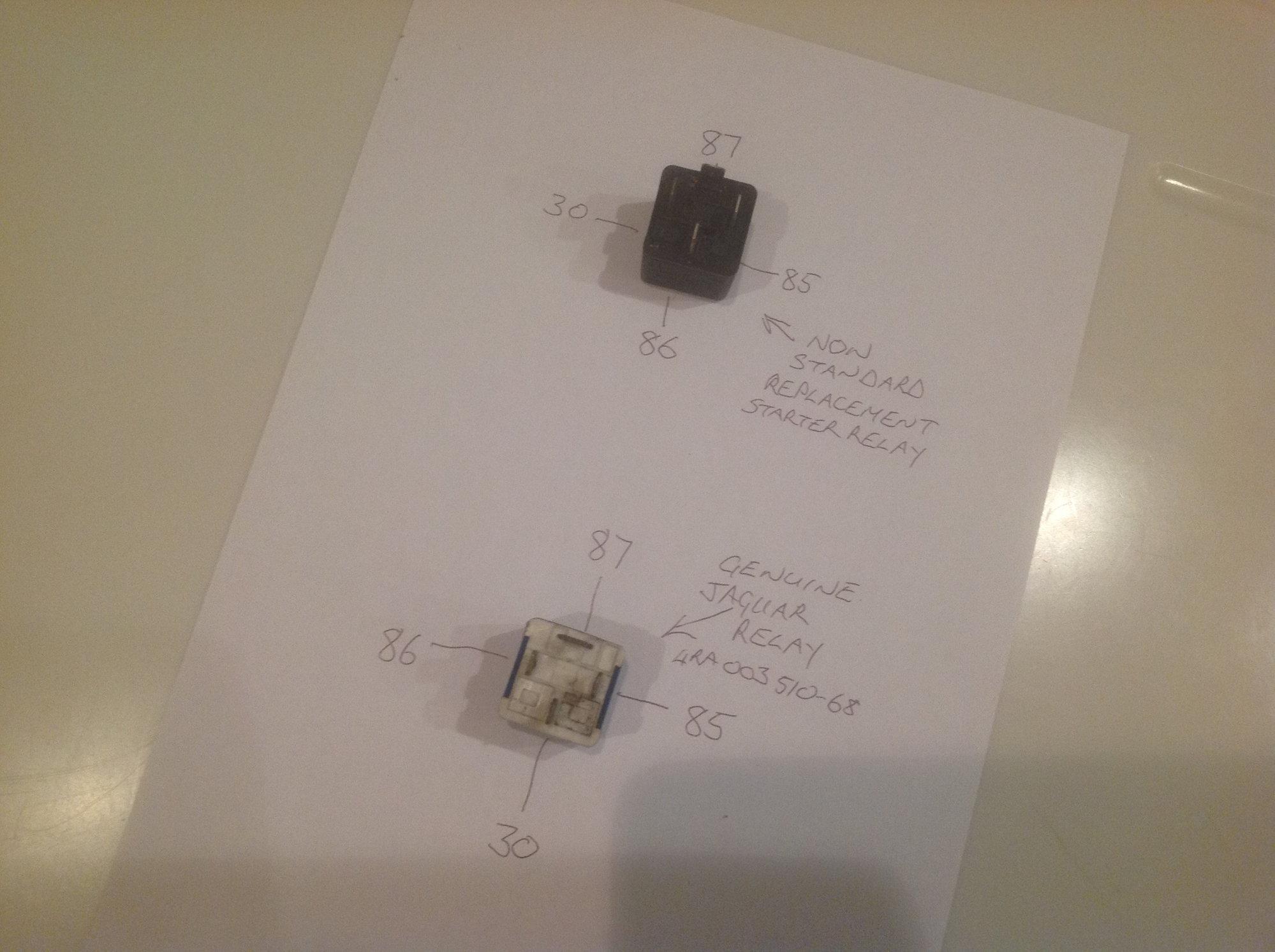 85 Xjs Starter Wiring Diagram. . Wiring Diagram Jaguar Xjs Starter Relay Wiring Diagram on
