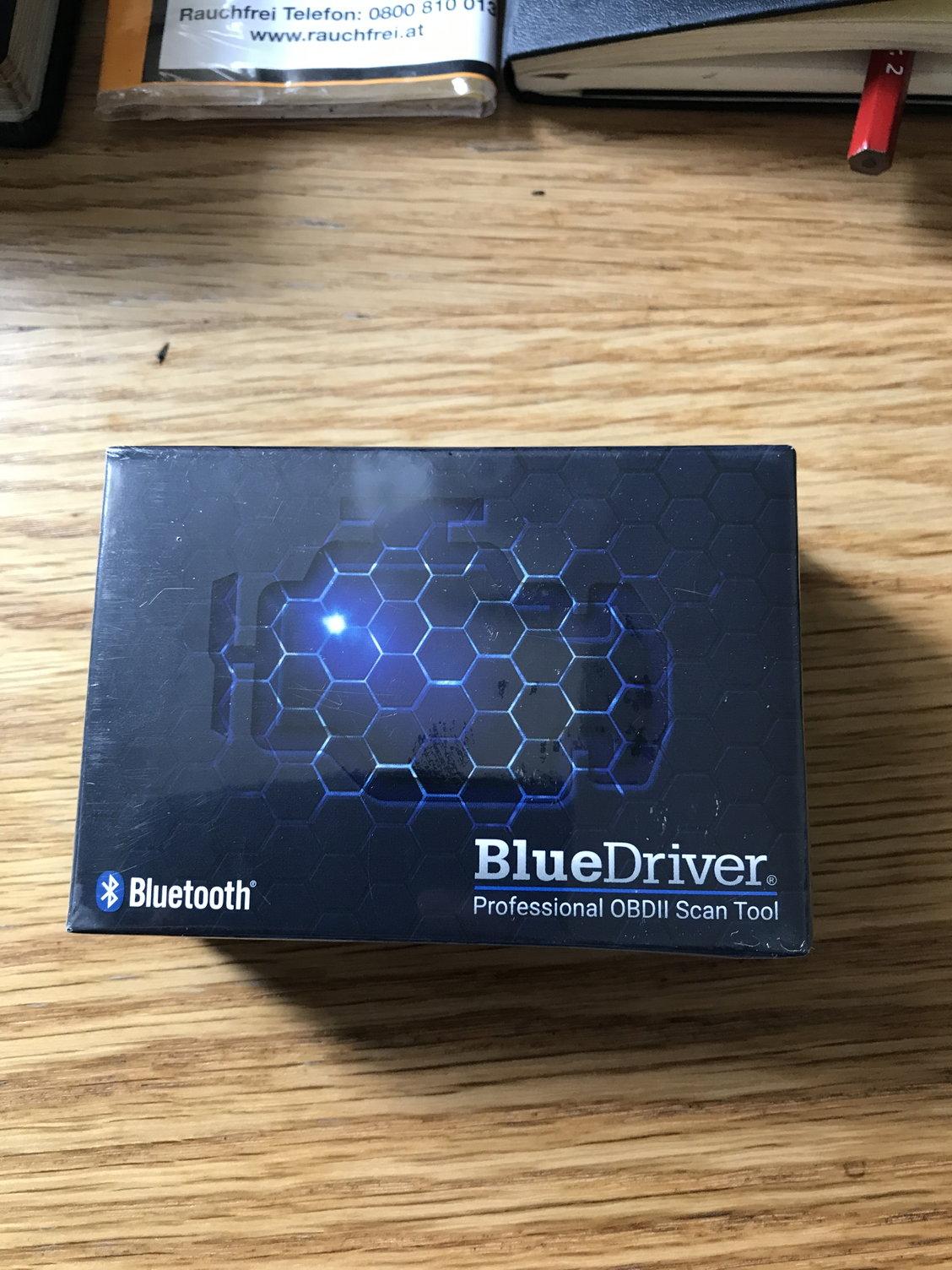 BlueDriver OBS Scanner & App - Jaguar Forums - Jaguar