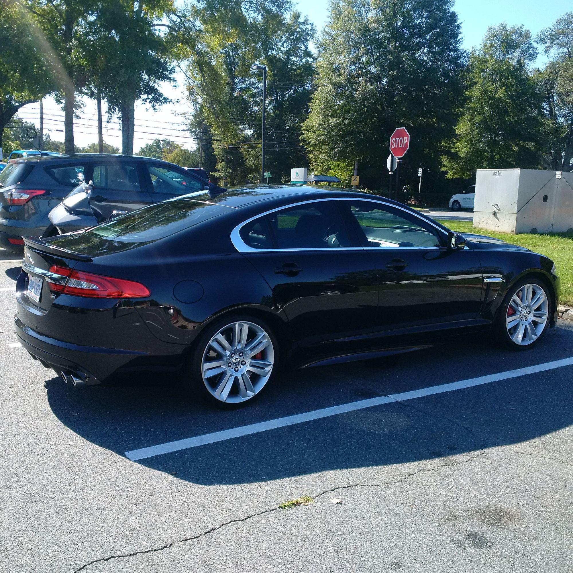 Xf Jaguar For Sale Used: FS [SouthEast]: 2013 Jaguar XF-R Ultra Low Miles
