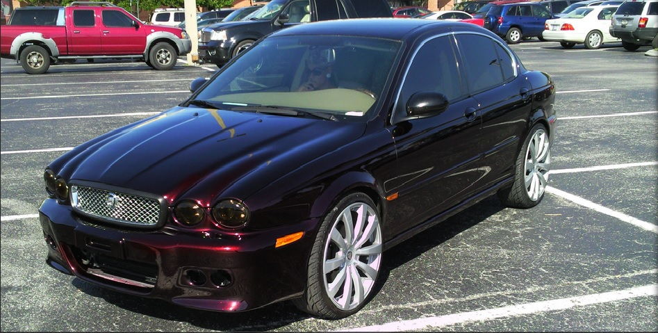 custom front bumper - Jaguar Forums - Jaguar Enthusiasts Forum