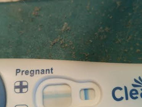 so confused. possible first pregnancy.