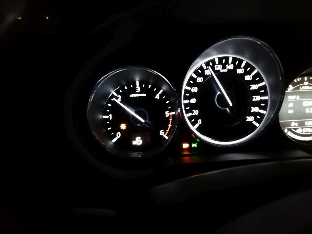 mazda 6 2017 adaptive headlights