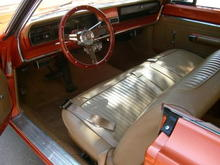 Tan interior, Satellite radio with remote control, factory air.