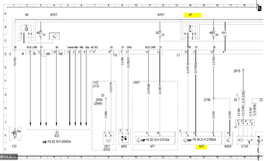 more wiper drama with sds mbworld org forums rh mbworld org Ladder Diagram Schematic Circuit Diagram