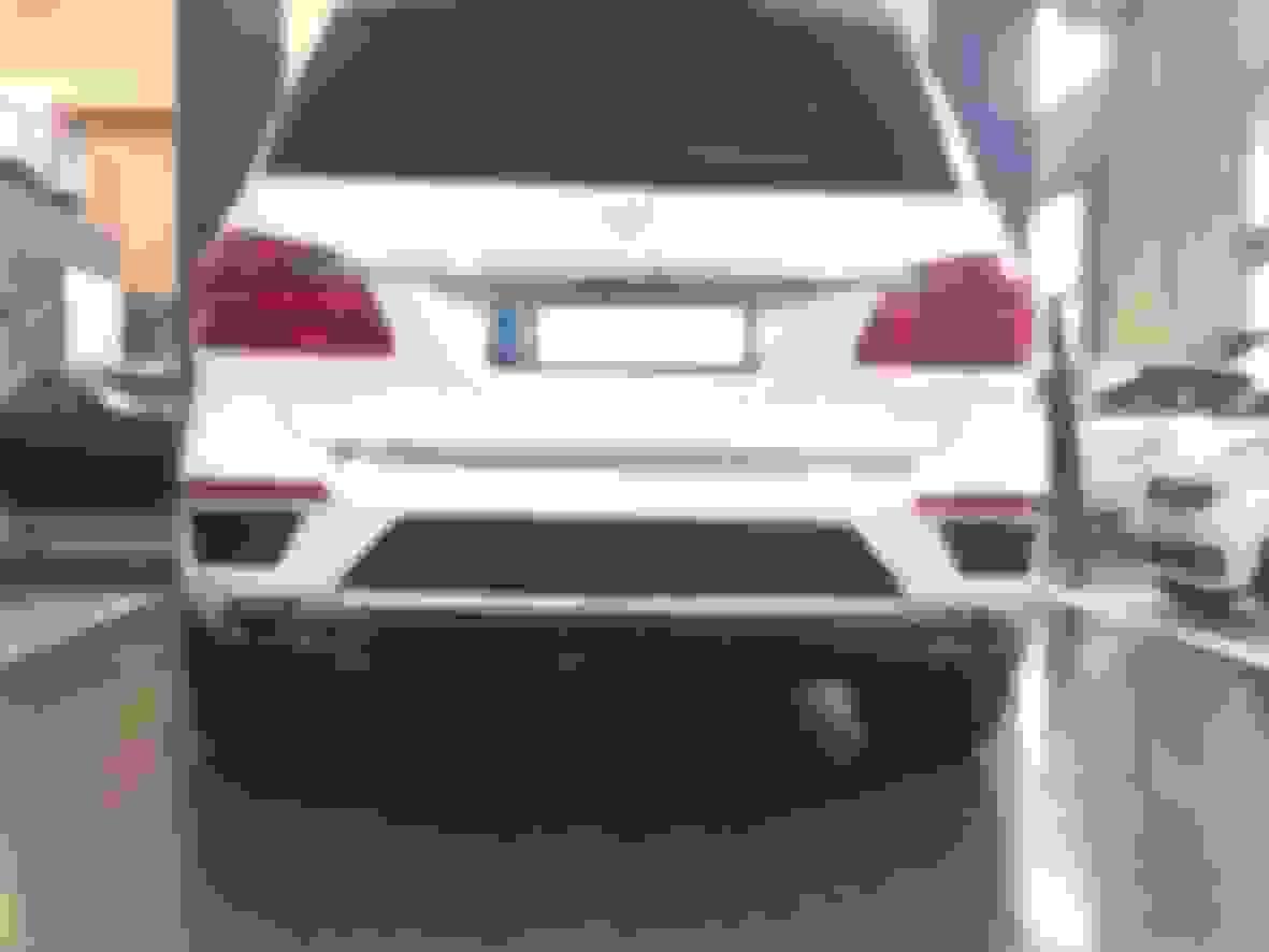 2014 GL350 AMG Rear Bumper - MBWorld org Forums