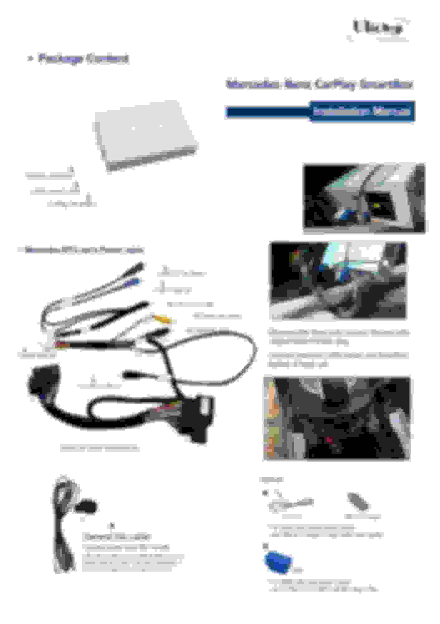 2017 GLC 300 CarPlay retrofit? - MBWorld org Forums