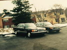 My Mercedes Benz over the years