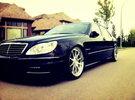 Garage - S55 AMG