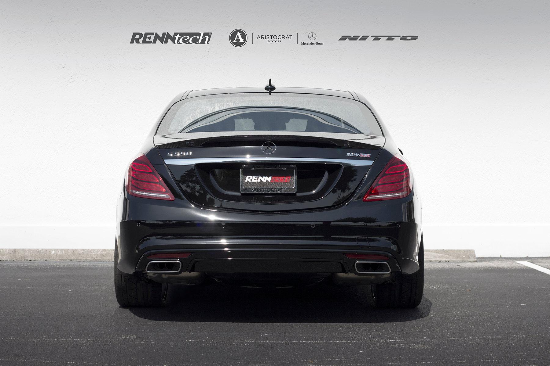 Mercedes- Benz   S 550   RENNtech   Aristocrat - Teamspeed com