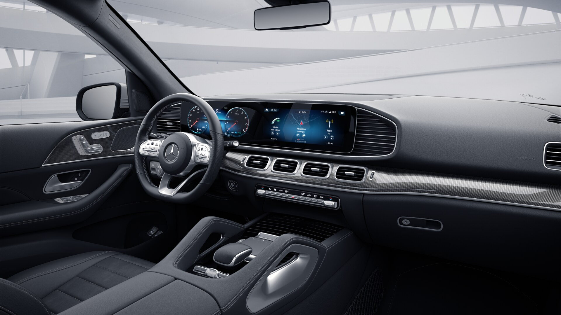 2020 Mercedes GLE Interior - configurations and pictures ...